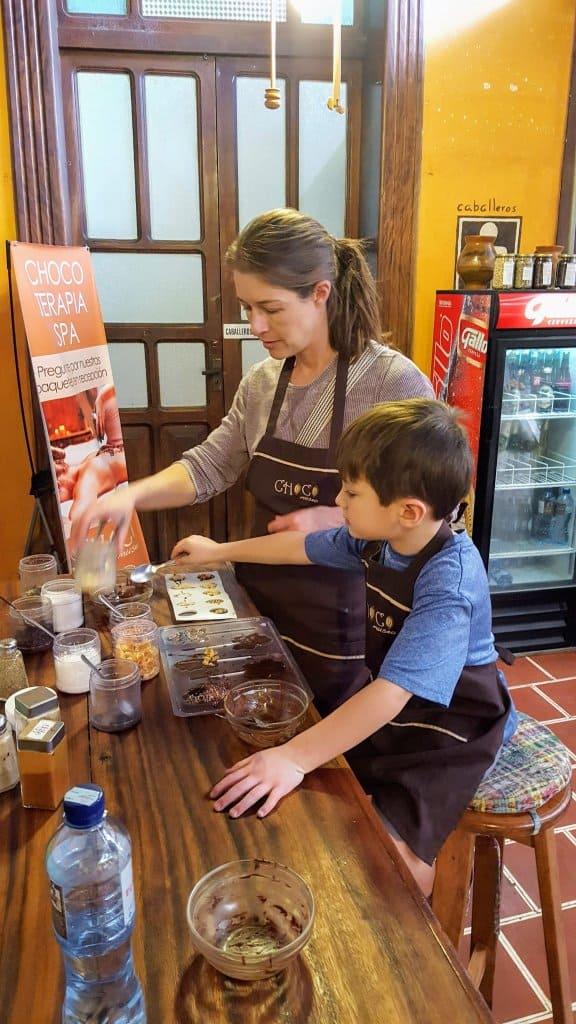 Choco Museo Mini Chocolate Workshop