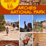 Best hikes for kids in Arches National Park