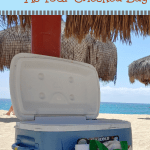 Why you should use a wheeled cooler as your checked bag