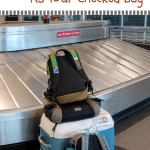 Packing hack - why you should use a cooler as your checked bag