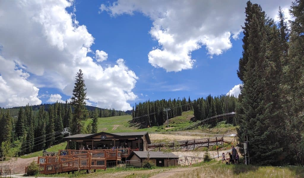Copper Mountain in the Summer