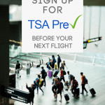 Why You Should Sign Up For TSA Precheck Before Your Next Flight