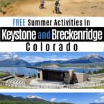 Free things to do in Breckenridge and Keystone in the Summer