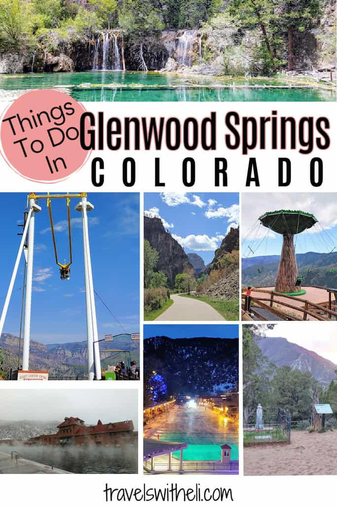 Things to do in Glenwood Springs, Colordo